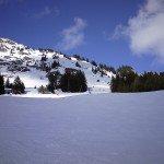 les vacances de ski